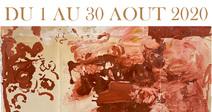 EXPOSITION GÉOPOÉTIQUE D'EMMANUEL FLIPO, ARTISTE, PEINTRE PERFORMEUR