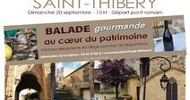 BALADE GOURMANDE AU COEUR DU PATRIMOINE