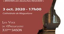 LES VOIX DE MAGUELONE « ÊKHÔ, CHŒUR DE CHAMBRE »