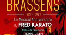 CULTURAL SEASON - 100TH BIRTHDAY TRIBUTE SHOW IN HONOUR OF GEORGES BRASSENS
