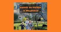 CHASSE AUX TRÉSORS D'HALLOWEEN - CHÂTEAU DE FLAUGERGUES