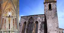 AGDE - GUIDED TOUR - THE CHURCHES SAINT ANDRÉ AND SAINT SEVER