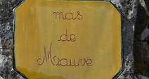 """MAS DE MAUVE, """" LE PENTY """""""