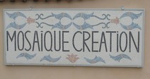 MOSAÏQUE CREATION
