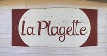 PLAGE PRIVEE - PLAGE AMENAGEE - LA PLAGETTE