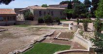 SITE ARCHEOLOGIQUE DE LA BASILIQUE GALLO-ROMAINE DE BALARUC-LES-BAINS