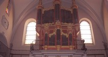 THE CHURCH OF NOTRE DAME DE LA BARTHE