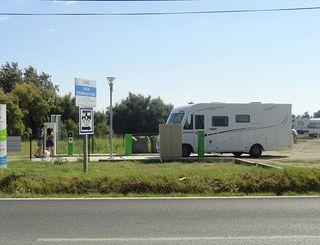 Carte Aire De Camping Car En Herault