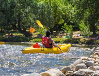 Canoë-Kayak-st-bauzille-de-putois-laroque-camping-domaine-anglas-brissac-herault-cevennes-rivière-vignoble-insolite-nature-34