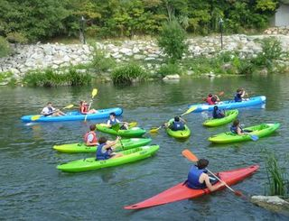 Montpellier agglomération canoe kayak MME IMBERT
