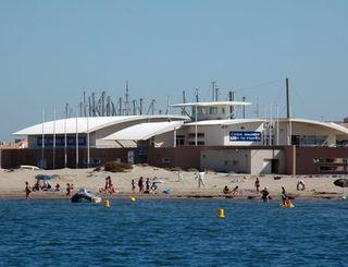 Centre nautique du Cap d'Agde_établissement 2 Mr BOURRIQUEL
