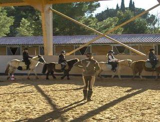 Centre equestre de la Serre cours Mme MOISE