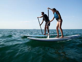 Kayakmed-paddle ©Martine Gros