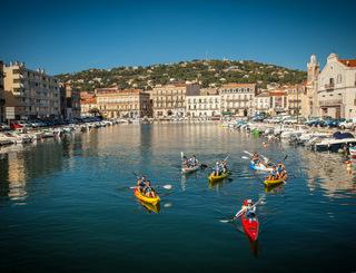 Kayakmed-Sète_8 Sud de France Développement