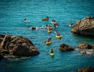 Kayakmed-Sète_20 ©Sud de France Développement