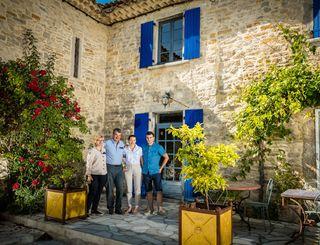 Domaine de Villeneuve-Claret_14 2017 - Hervé Leclair_Asphéries - Sud de France Développement