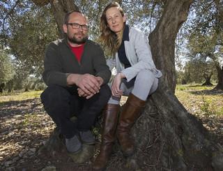 Sébastien et Béatrice FILLON