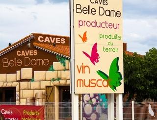 PANNEAU INDICATEUR Sud de France Développement