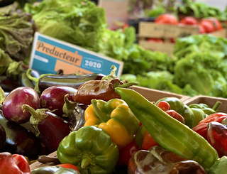Au marché du Cap d'Agde