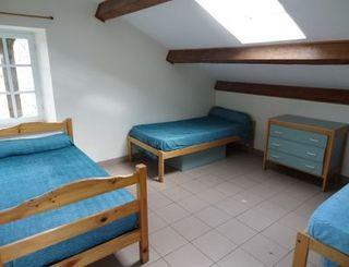 Chambre 2 gîte Le Chalet Maison cévenole des ATP