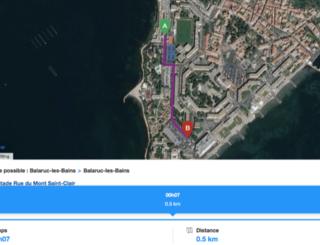 LOCATION BALARUC-LES-BAINS RESIDENCE ONDINES 39 ©ALTEIRAC SYLVIE