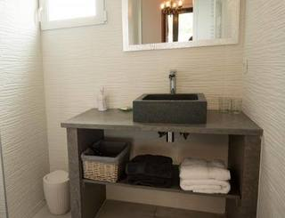 Salle d'eau, wc indépendant. Gîtes de France