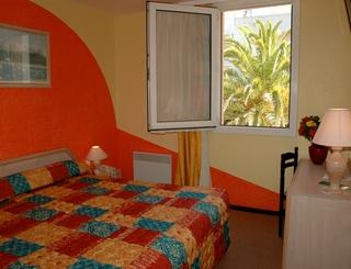 Hôtel Azur-Chambre double Hôtel Azur