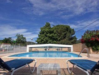 logisherault - hot de balajan - piscine 2 logis herault - bruno garcia