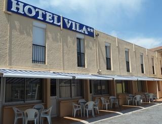 01_Hotel_Vila_vue_Facade ©-2019-Hôtelvila-otfrontignan