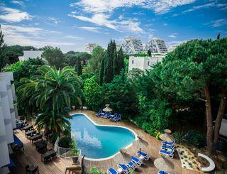 Hotel Quetzal-La Grande Motte_8 2017 - Hervé Leclair_Asphéries - Sud de France Développement