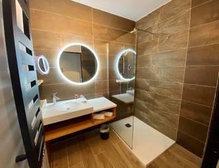 Salle de bain Golf Hôtel LGM
