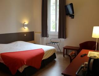 Chambre Hôtel des thermes - chambre