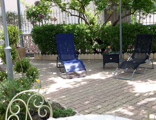 Bain de soleil Hôtel des thermes - bains de soleil