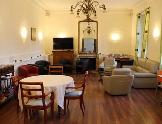 Salon Hôtel des thermes - salon