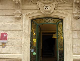 HOTEL LE MISTRAL_OTM le mistral