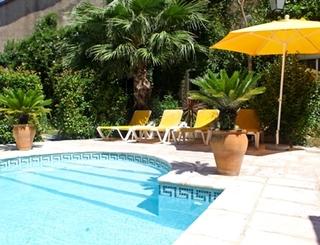 residence - piscine 2 © logis Hérault - Bruno Garcia