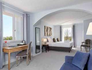 Hôtel Saint Alban*** à Nézignan l'Evêque - Junior suite 2019-David Grimbert - OT Cap d'Agde Méditerranée