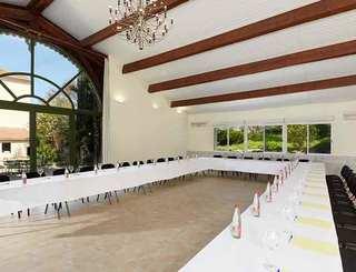 Hôtel Saint Alban*** à Nézignan l'Evêque - La salle de séminaire 2019-David Grimbert - OT Cap d'Agde Méditerranée