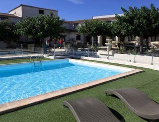 logis herault - le pressoir - piscine 3 logis herault - bruno garcia