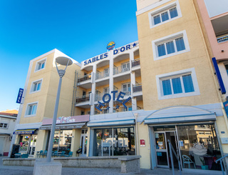 hotel-sable-or-facade Jean-Marc BOURGOIS - Hôtel Sables d'Or