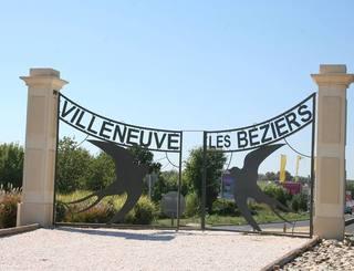Bienvennus à Villeneuve-Lès-Béziers CDT34