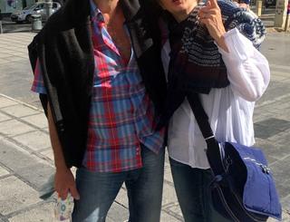 Christine et Hans vous accueillent à l hotel Las Cigalas CDT34
