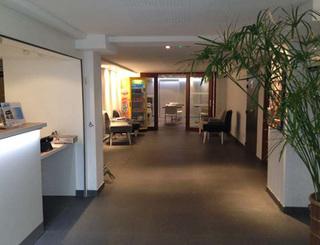 Hôtel Au Valery Sete reception Gener Romain