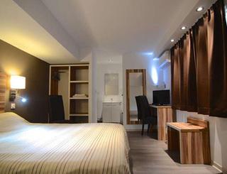 Hôtel Au Valery Sete chambre 2 Gener Romain