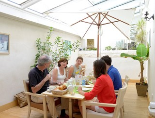 Veranda N_GON0381 Hotel d'Aragon Montpellier