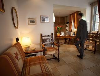 Hôtel d'Aragon Montpellier Réception Sud de France Développement
