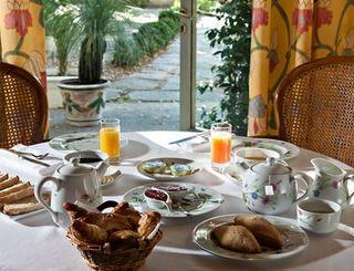 chateau de siran : restaurant gastronomique ©chateau de siran