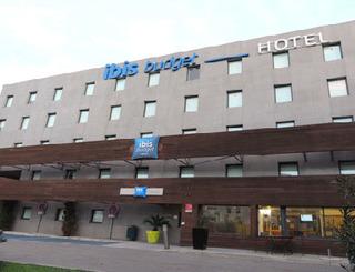 Hôtel Ibis Budget - Sète - Façade Hôtel Ibis Budget Sète