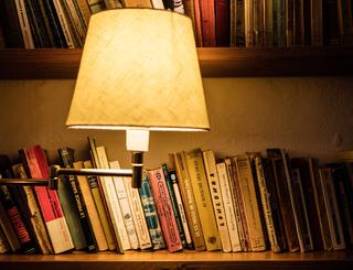 04-Bibliothèque Auberge du Cèdre