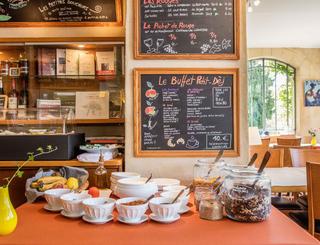06-Petit-Déjeuner Auberge du Cèdre